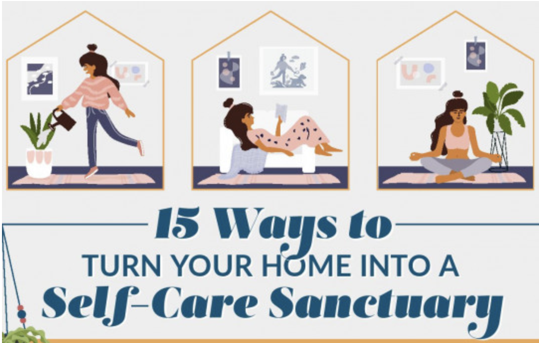 Practicing Self-Care At Home