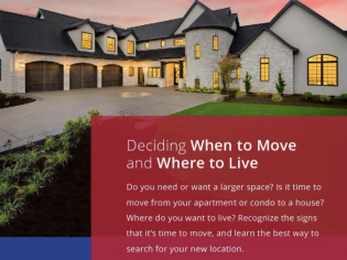When Should You Move? Where Should You Live?