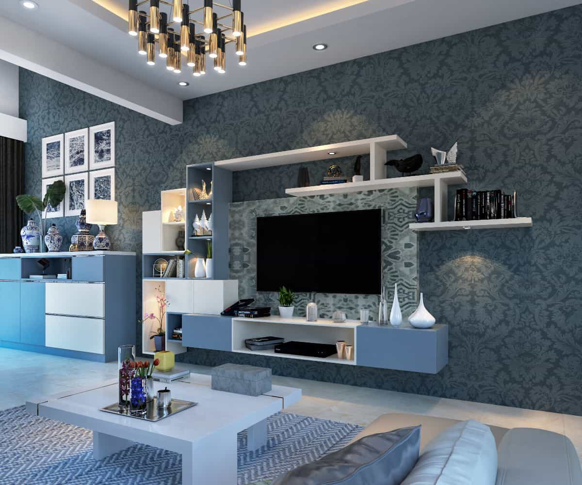 The best ideas for living room interior to make it look beautiful