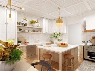 The quick and easy tips to help you with small kitchens ideas