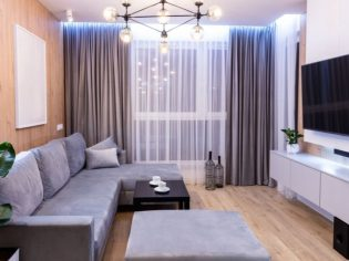 Modern Curtains For Living Room In 2021 For Enticing Rooms